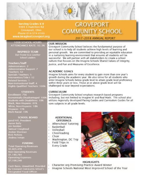 Imagine Groveport Community School
