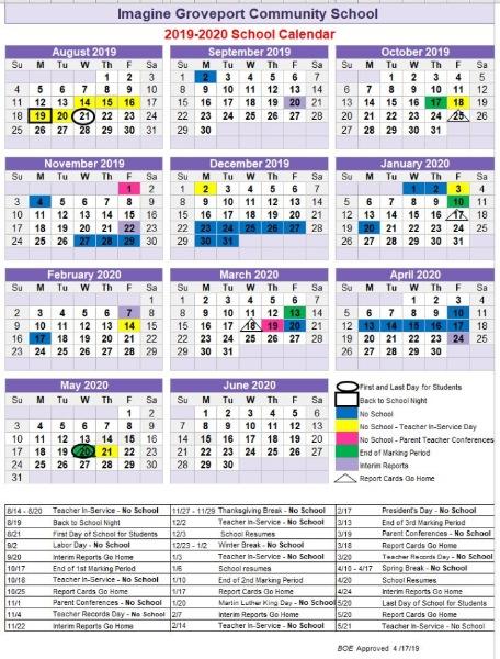 Groveport Madison School Calendar 2021 Photos